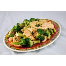#58 - Chicken with Broccoli