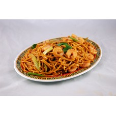 #32 - Beef or Shrimp Lo Mein